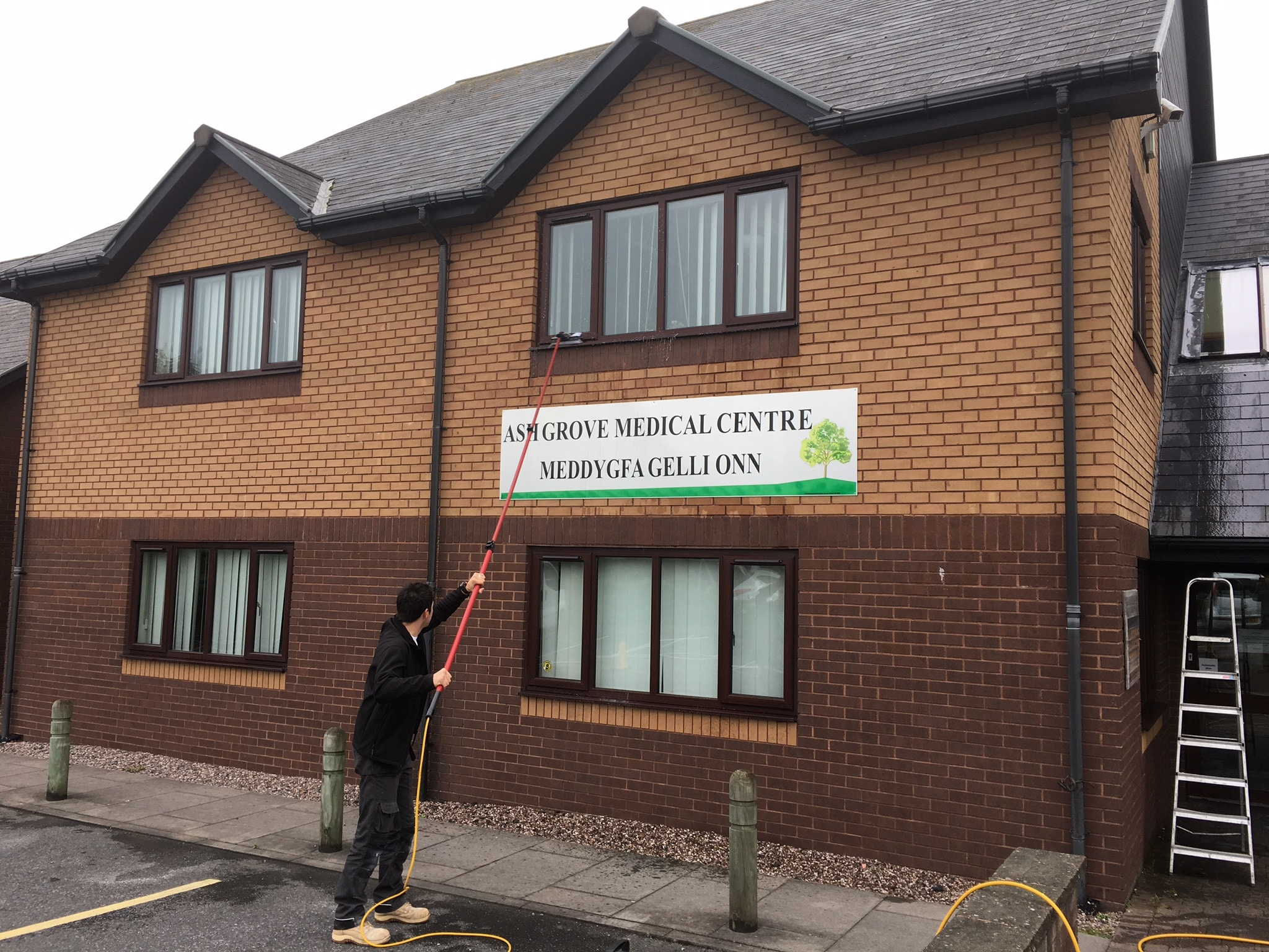 Commercial Window Cleaners Llanelli